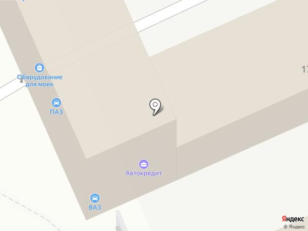 Магазин автозапчастей для отечественных автомобилей на карте Курска