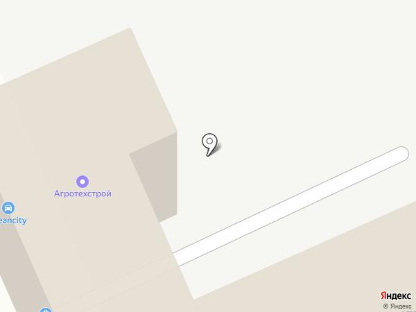 Центр на карте Курска