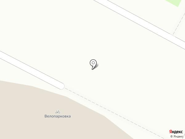 Алькера на карте Курска