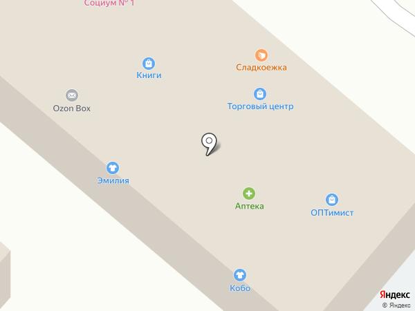 МакСид на карте Орла