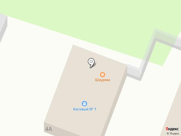 СВ на карте Курска