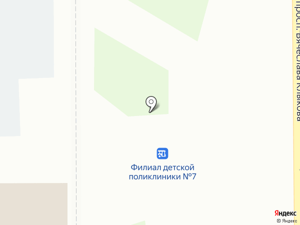 Сластена на карте Курска