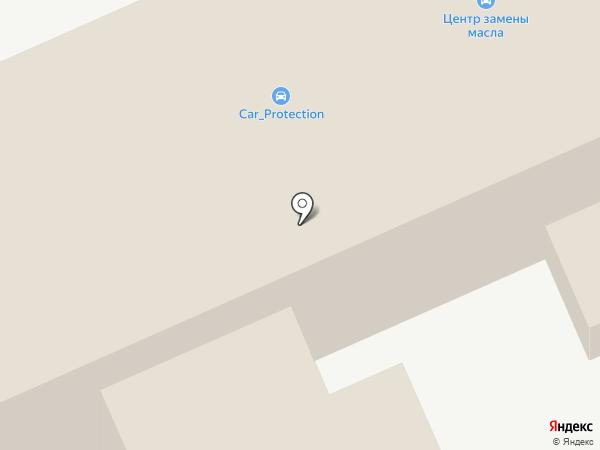 Шиномонтажная мастерская на карте Курска
