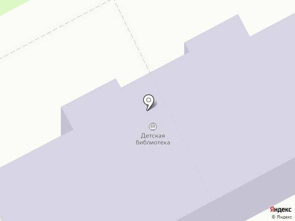 Культурный центр семейного чтения и досуга на карте Курска