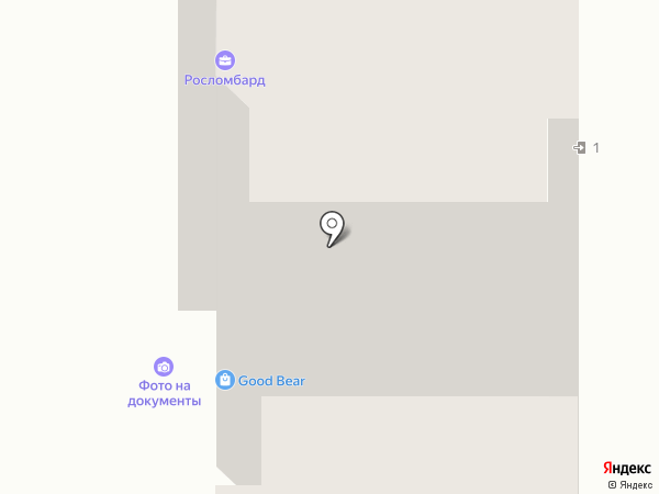 Эмми на карте Курска