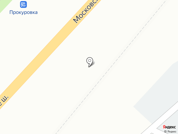 Орёл-Салют на карте Орла
