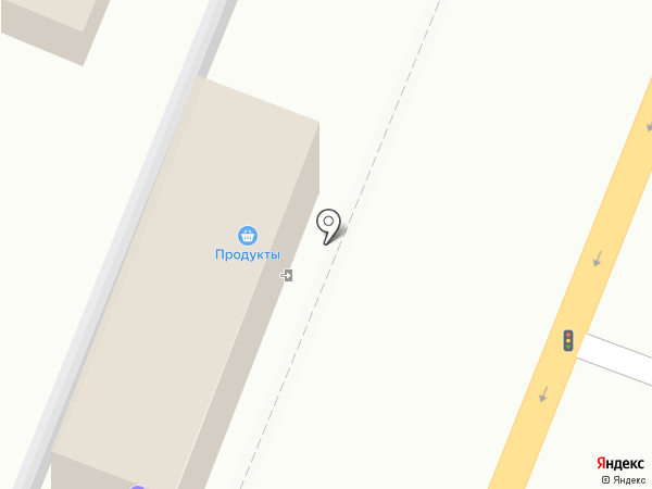 Тил на карте Курска