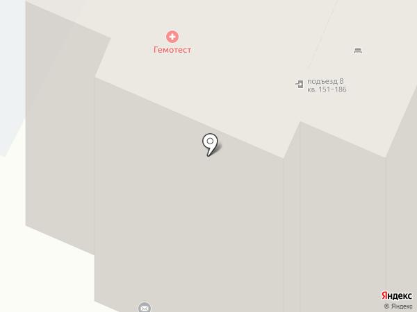 Магазин автозапчастей ВАЗ на карте Курска
