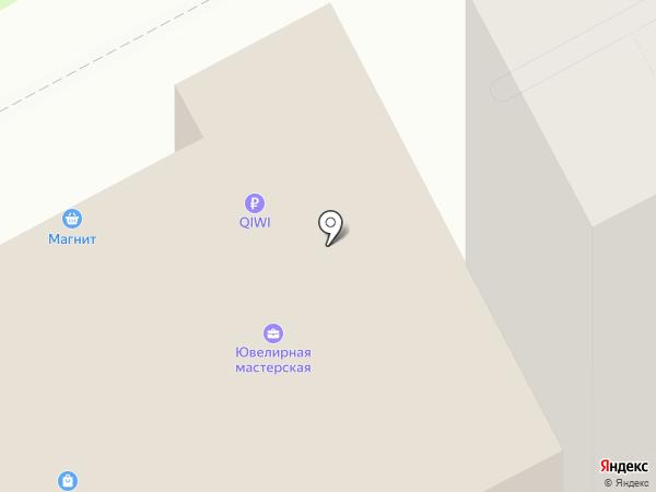 Касса взаимопомощи друг на карте Курска