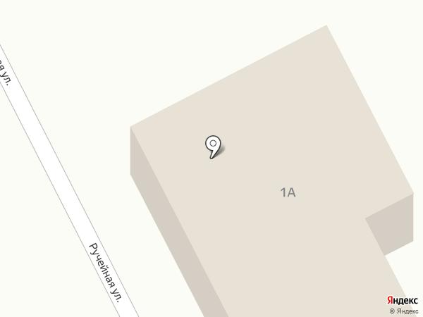 Горбушка на карте Орла