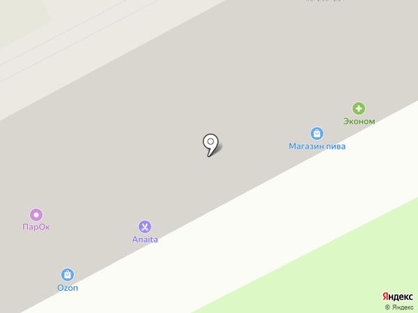 Автоюрист на карте Курска