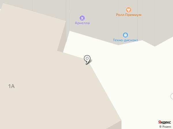 Спарта на карте Курска