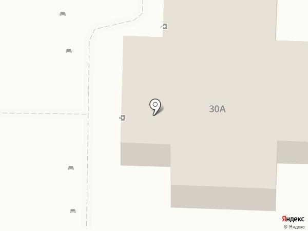 Православный приход храма Воздвижения Креста Господня на карте Курска