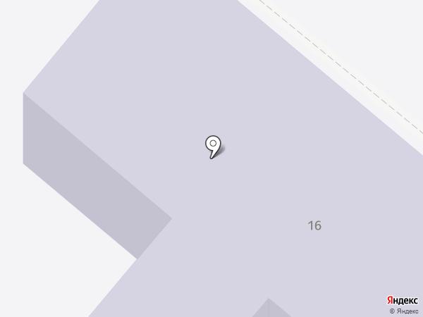 Средняя общеобразовательная школа №5 на карте Орла