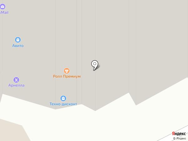 Atmos на карте Курска
