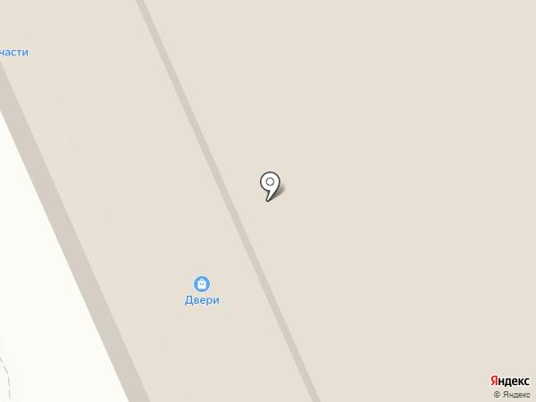 Магазин автосвета на карте Курска