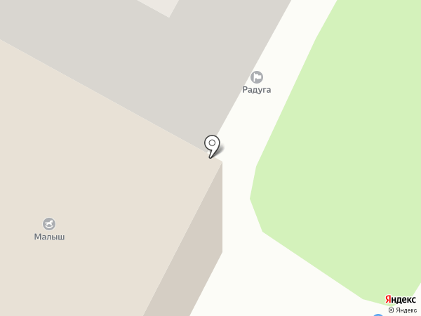 Суши Кинг на карте Курска
