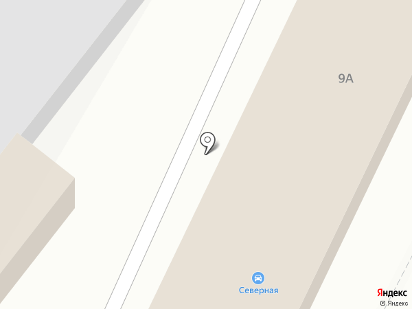 Карабас на карте Орла