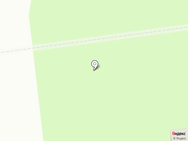 Копеечка на карте Курска