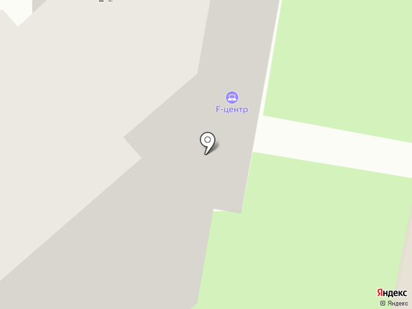 Атриум на карте Курска