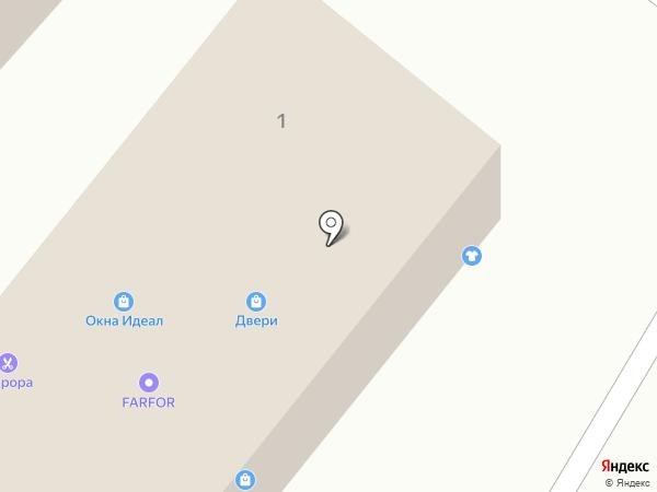 ТЕХАС на карте Орла