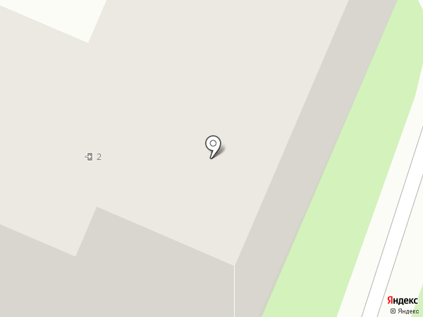 Курская на карте Курска