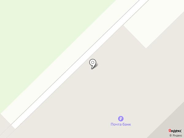 Почтовое отделение №39 на карте Орла