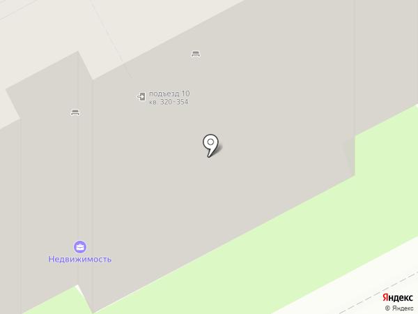 Юркон на карте Курска