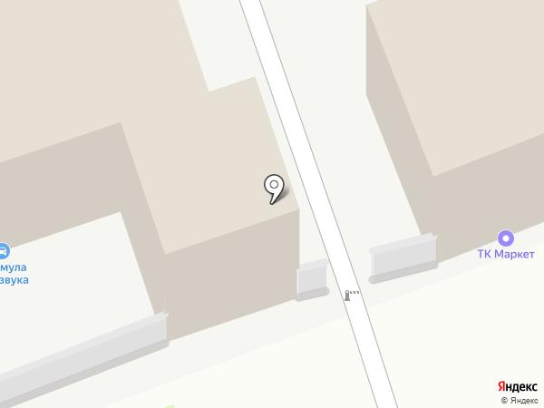 Профдеталь на карте Курска