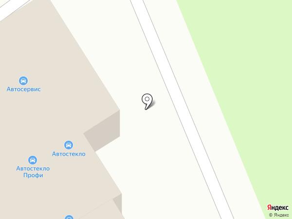 Магазин автокрепежа для иномарок на карте Курска