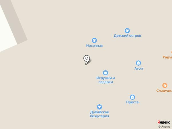 МТС на карте Курска