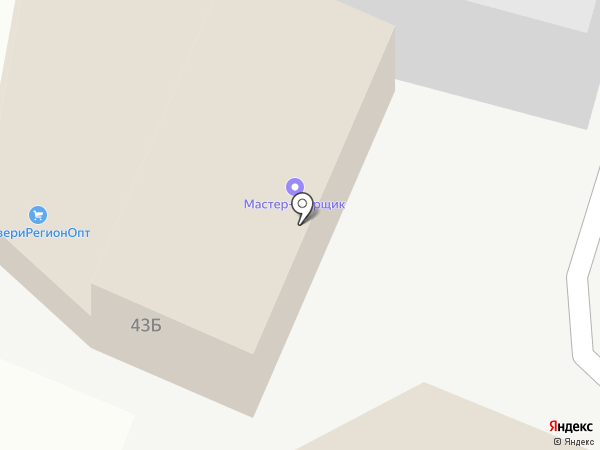 Левша на карте Курска