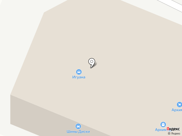 Крепёжный мир на карте Курска
