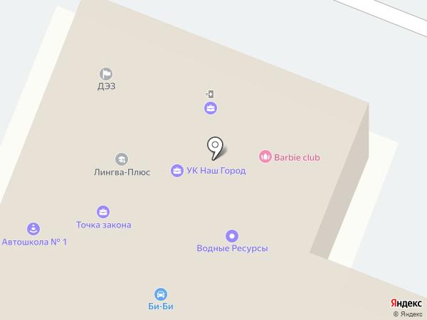 Элемент Лизинг на карте Курска
