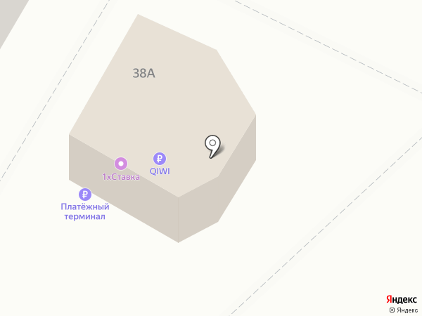 Дешевый плюс на карте Курска