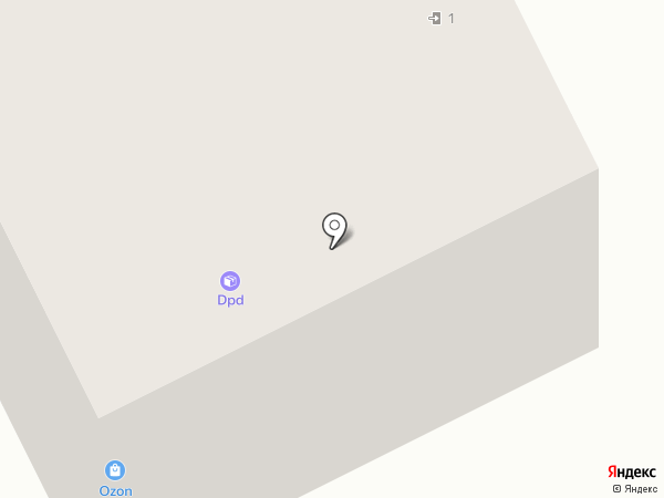 Орбита на карте Курска