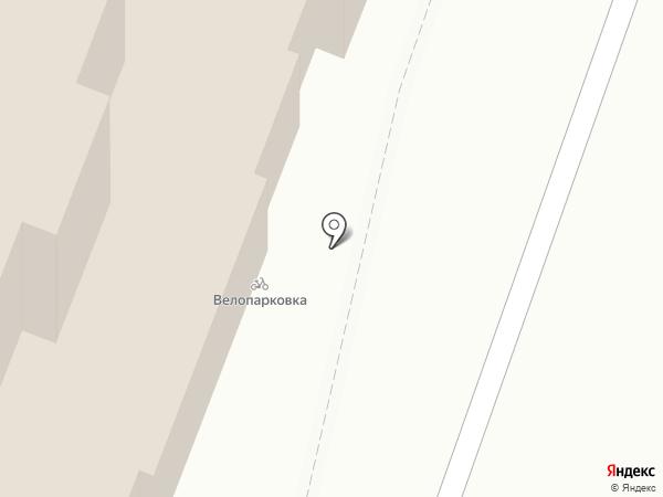 Свежая выпечка на карте Курска
