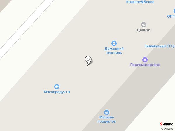 Лекарь на карте Орла