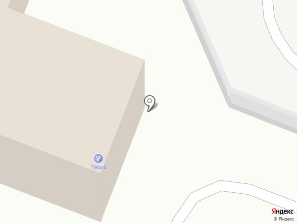 Колобок на карте Курска