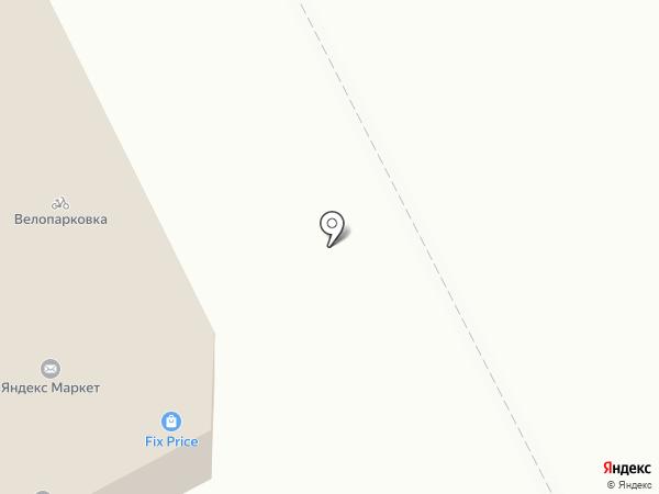 Арден на карте Курска