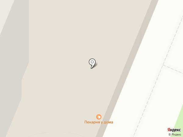 Магнит-Косметик на карте Курска