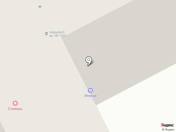 СтоМакС на карте Курска