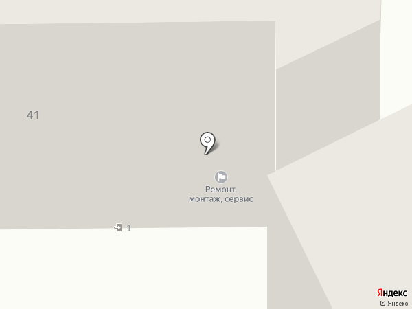 Микроbus на карте Орла