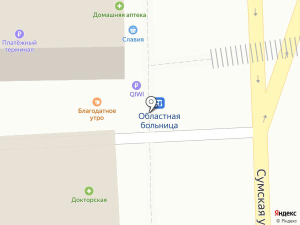 Secret на карте Курска