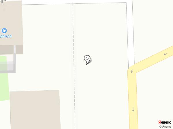 Тихвинская аптека на карте Курска