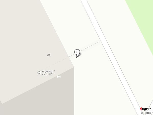 Дом рыбака на карте Курска