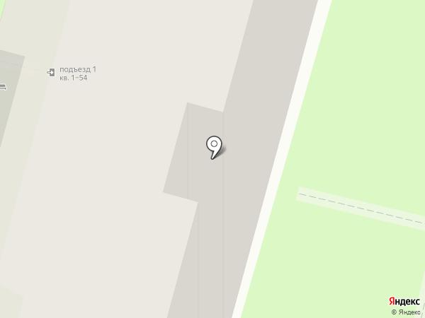 Элен на карте Курска