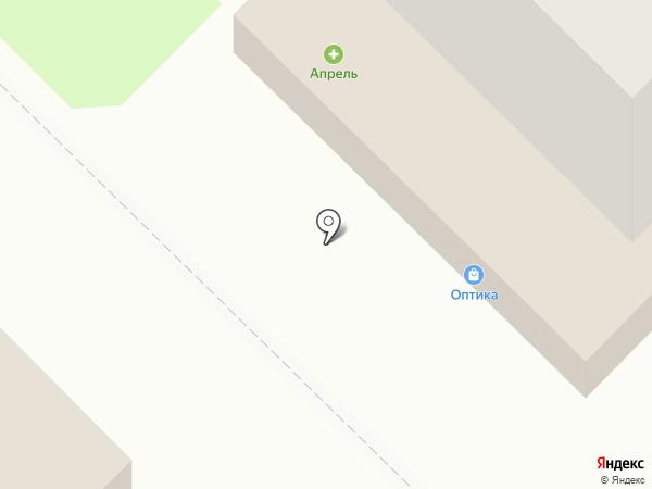 Люкс-Оптика на карте Орла
