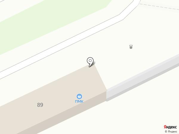 Магазин пакетов и одноразовой посуды на карте Курска