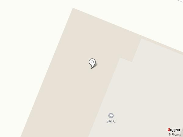 ЗАГС Сеймского округа на карте Курска